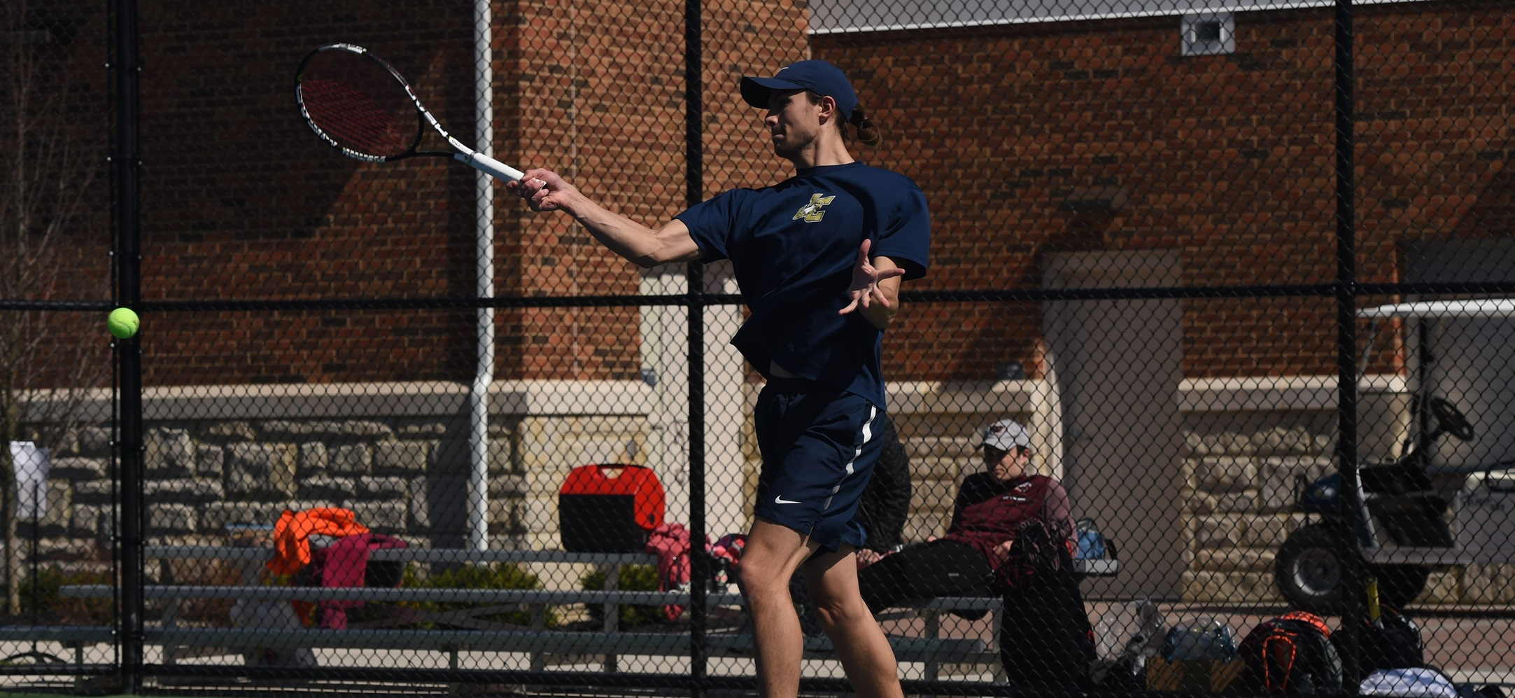 Men's Tennis Earns Win Over St. Vincent