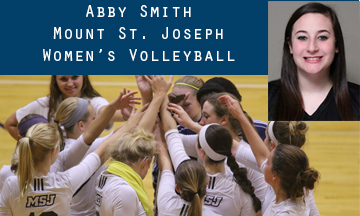 Mount St. Joseph names Abby Smith as the new head women's volleyball coach