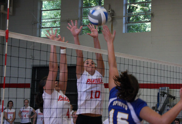 Volleyball: Panthers split GSAC matches with Salem, Piedmont