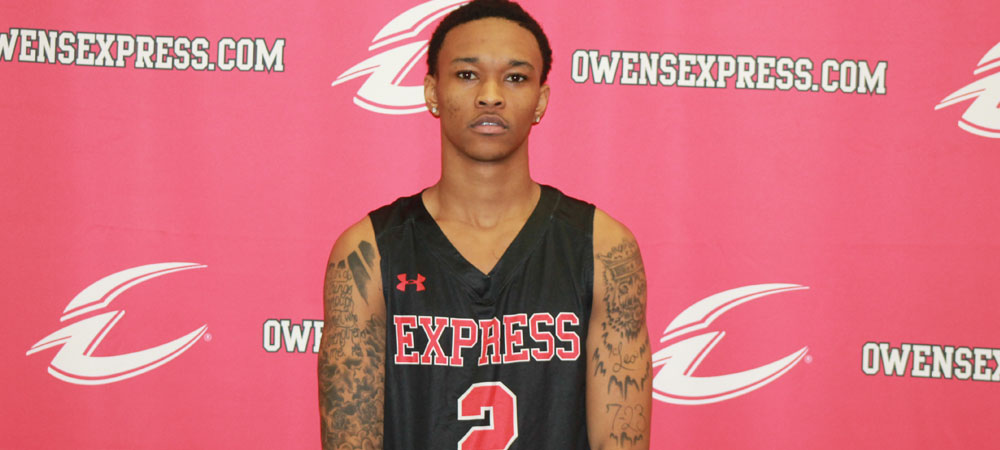 Gabe Simpson was named OCCAC Player of the Week on February 5.