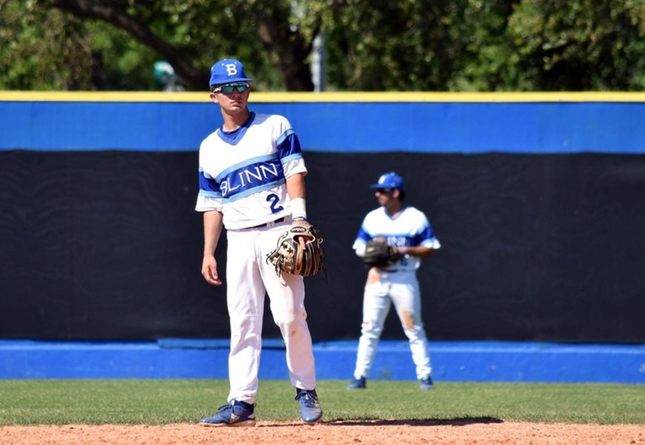 Blinn Baseball Falls To Angelina in Region XIV Tournament Opener, 12-9