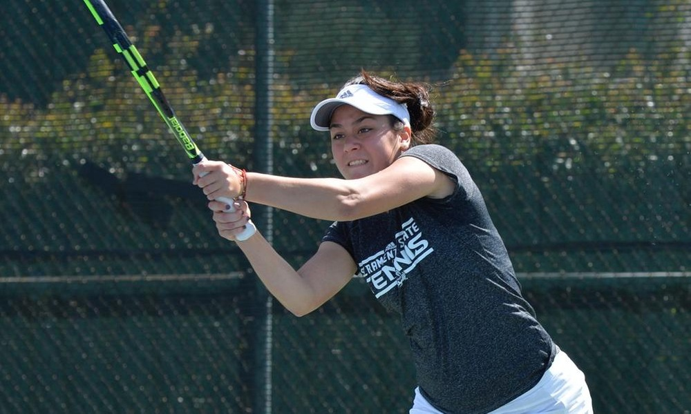 WOMEN'S TENNIS GETS COME-FROM-BEHIND WIN, 4-3, ON THE ROAD AT SOUTHERN UTAH