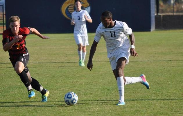 Jackson Named SAC Men's Soccer Player of the Week