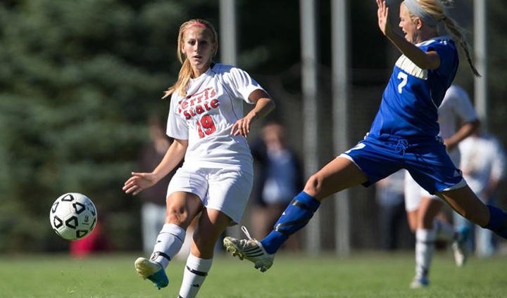Women's Soccer Drops GLIAC Opener On The Road In Ohio