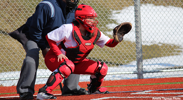 Seventh-Inning Rally Leads Wells Softball Into Win Column