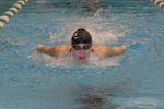 Women's Swim Team Performs Well in Florida