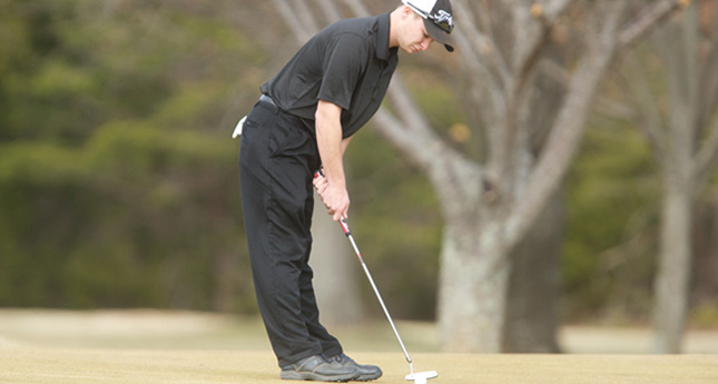 LC Golfers Play Round One at VSGA Intercollegiate