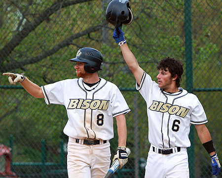 Gallaudet baseball sweeps Lancaster Bible in doubleheader