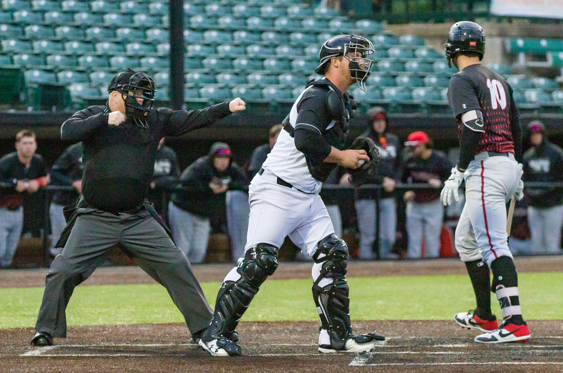 Rascals Shutout Wild Things 4-0 For Series Win
