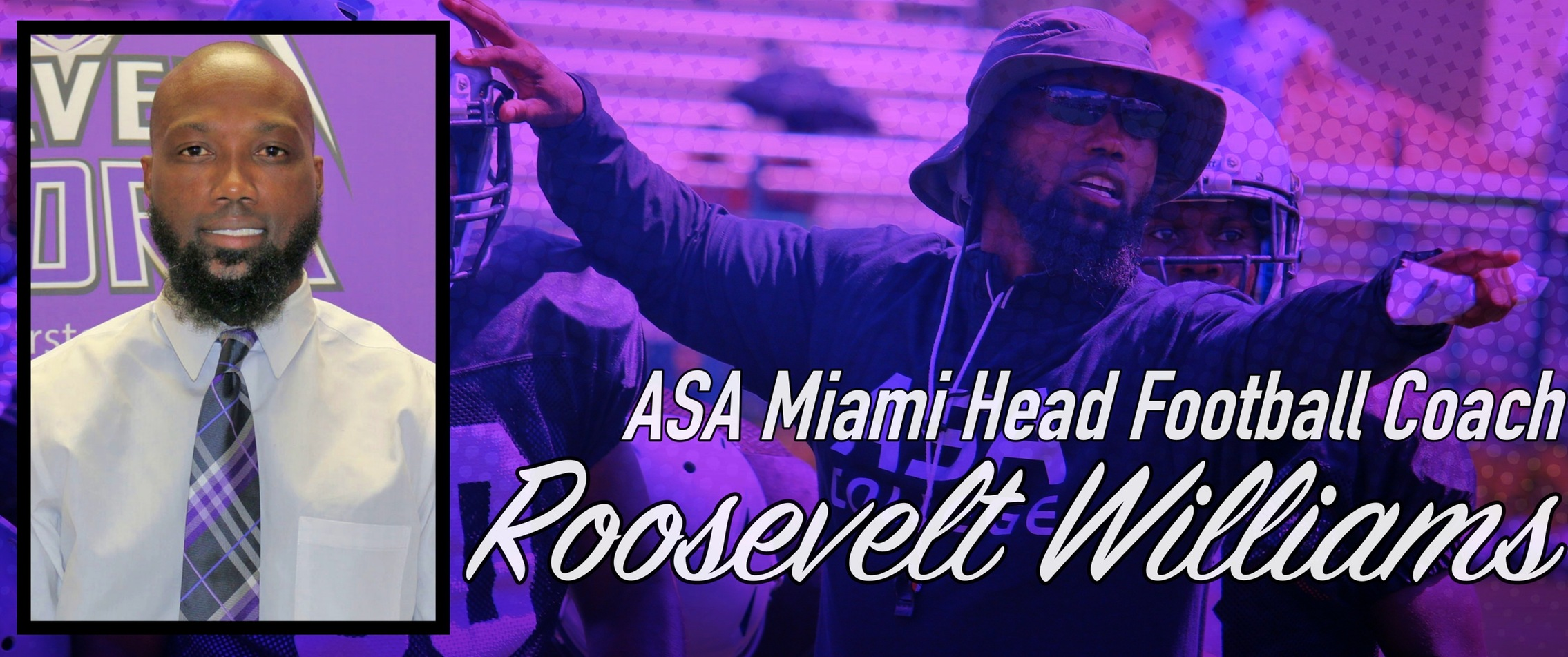 Roosevelt Williams Promoted To Head Football Coach