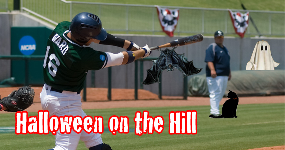 "GC Baseball to Host ""Halloween on the Hill"""