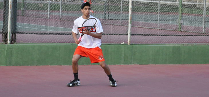 #16 Redlands Tops Caltech; Joshi Plays Well at No. 1 Singles