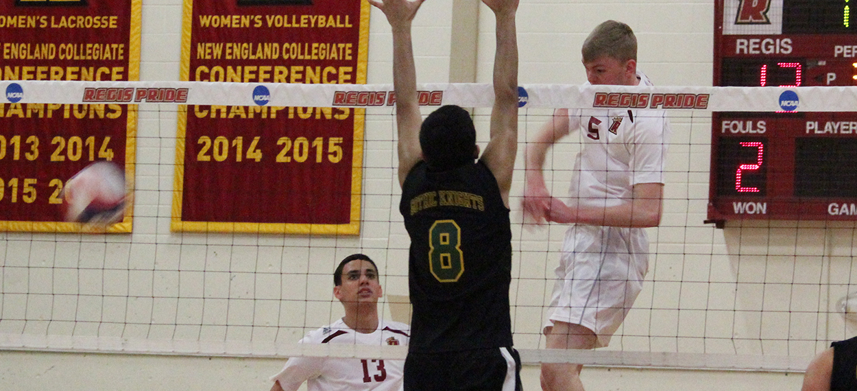 Men's Volleyball Drops Season Opener At MIT