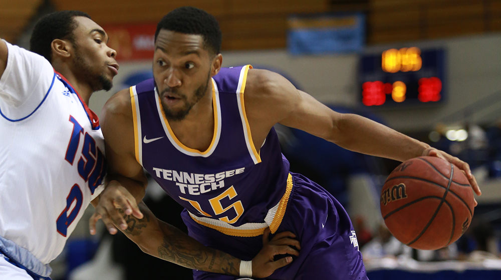 Golden Eagles edge Tennessee State in overtime for second straight year, 87-81