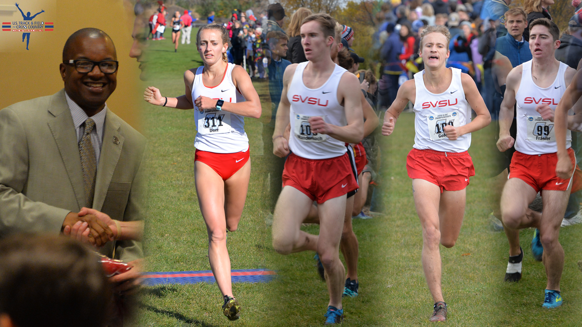 Four Cardinals Earn USTFCCCA All-Region Honors; Cowan Named Midwest Men's Coach of the Year