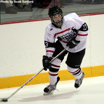 Foresters Skate to 2-2 Tie at Concordia Wisconsin