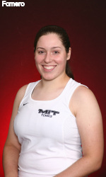 Hansen Named NEWMAC Singles Player of the Week