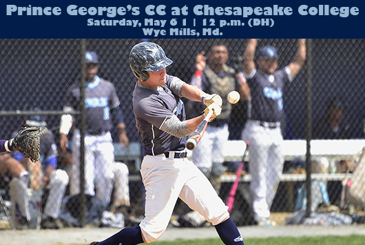 Prince George's Baseball Travels To Chesapeake On Saturday For Final Tuneup Before Region Tournament