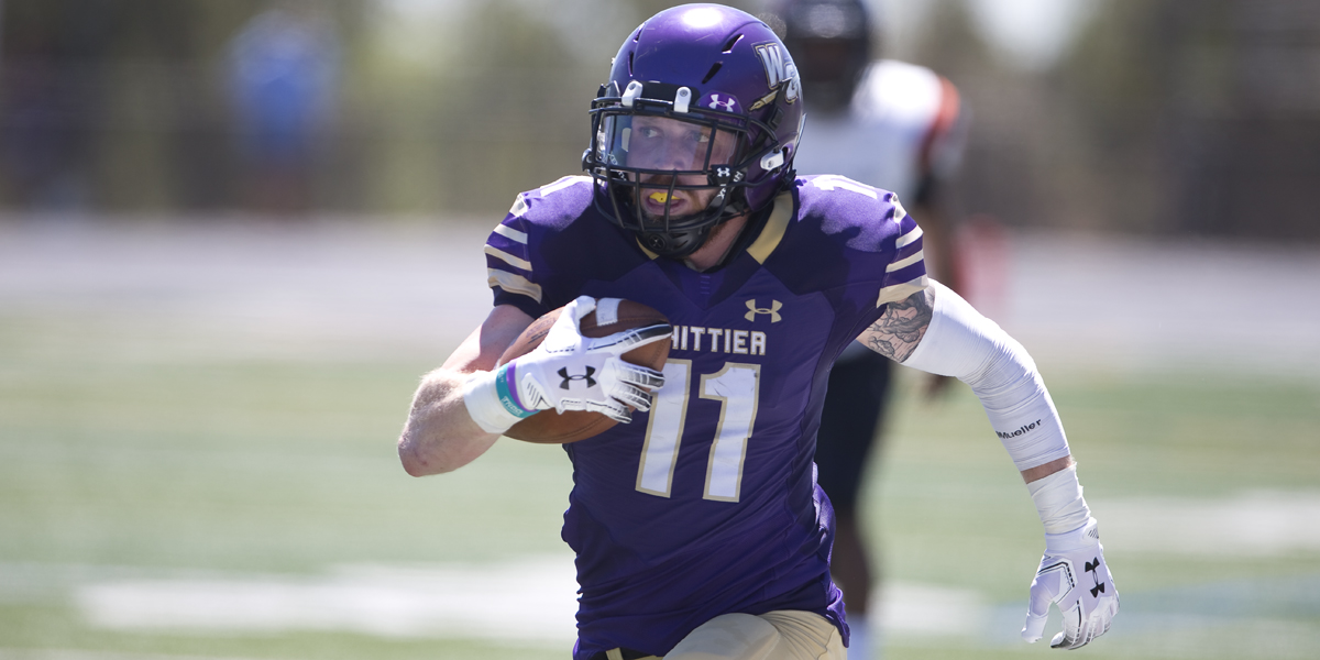 Poets Fall in Home Opener 46-27 to Lewis & Clark