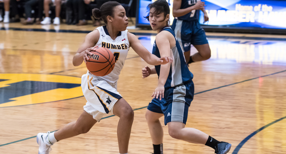 No. 1 HUMBER EXTENDS WIN STREAK WITH 98-31 WIN AT UTM