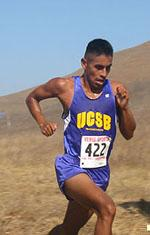 UCSB Runs to Second Place Finish at Big West