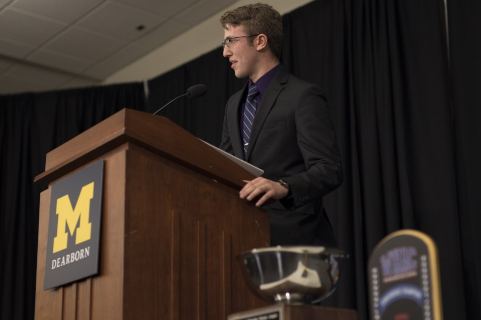 Photo for Wolverines honored at annual All-Sports Banquet
