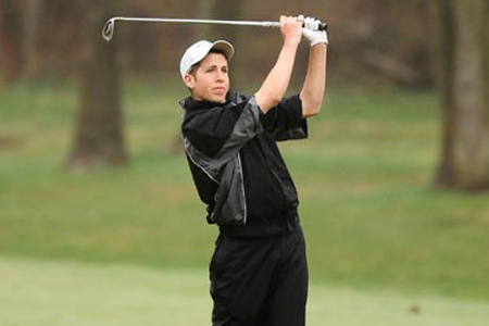 McDaniel fifth at own rain-shortened invitational
