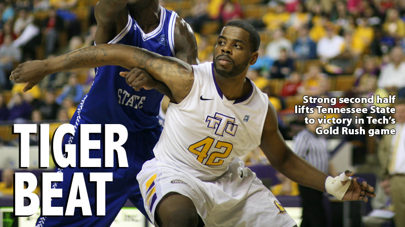 Golden Eagles topped by Tennessee State in Gold Rush game