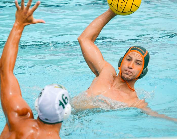 Men's Water Polo falls to Fordham