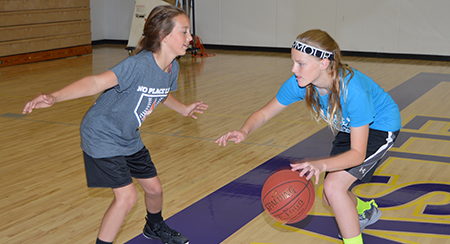 ECC women's basketball summer camps