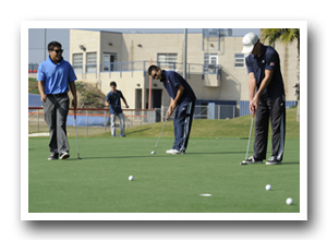 Golf Faciliities Graphic