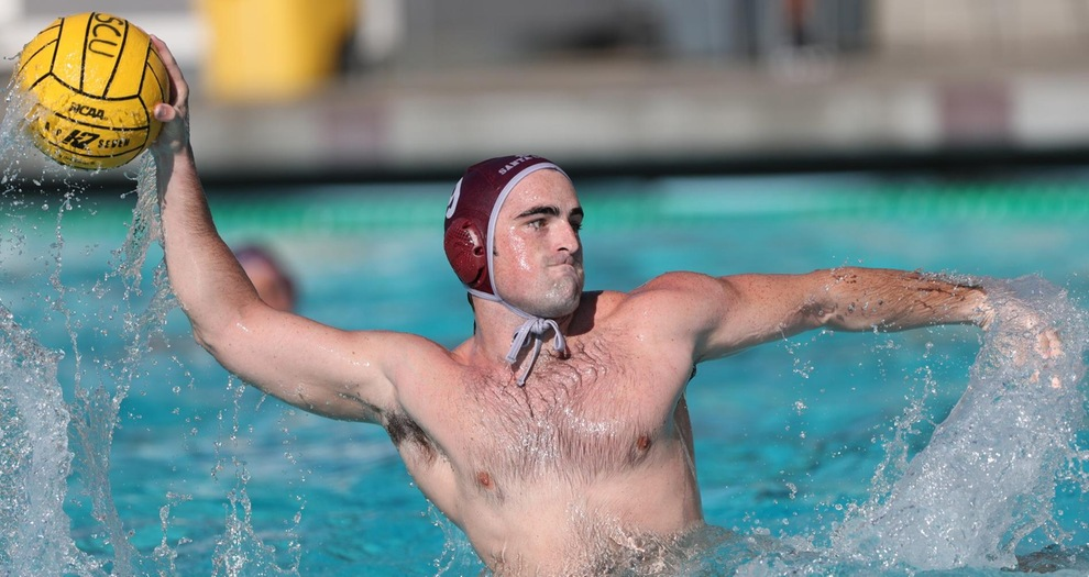 Men's Water Polo Posts Thrilling Win on Opening Day of Julian Fraser Memorial Tournament