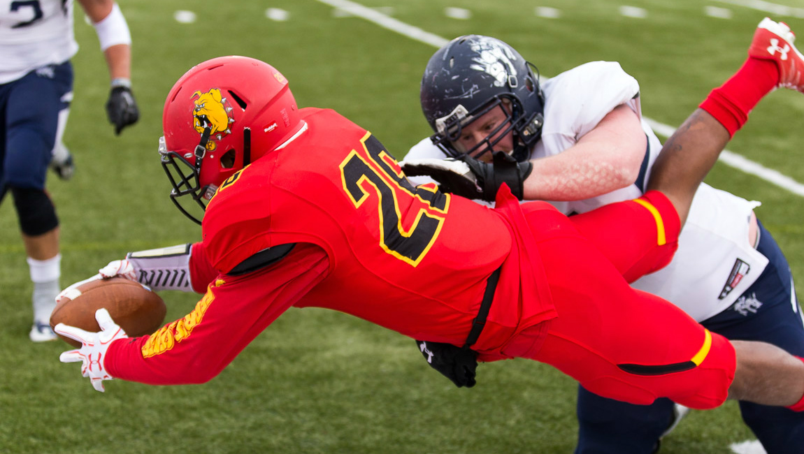 Ferris State Advances To Third Round Of NCAA Playoffs For First Time Since 1995