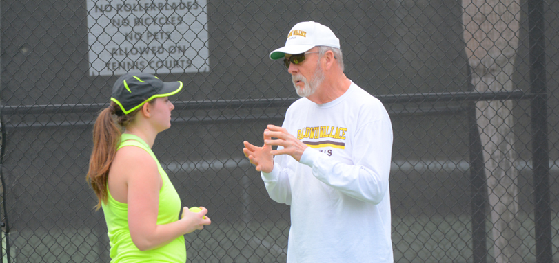 Women's tennis head coach Jack Bethlenfalvy announces his retirement after 34 years at the helm