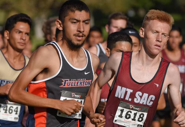 Titan Men Second, Women Fourth at Covert Classic