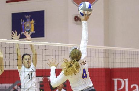 WVB: Wildcats Sweep Weekend Tournament 3-0. Eberley Takes Home MVP Honors.