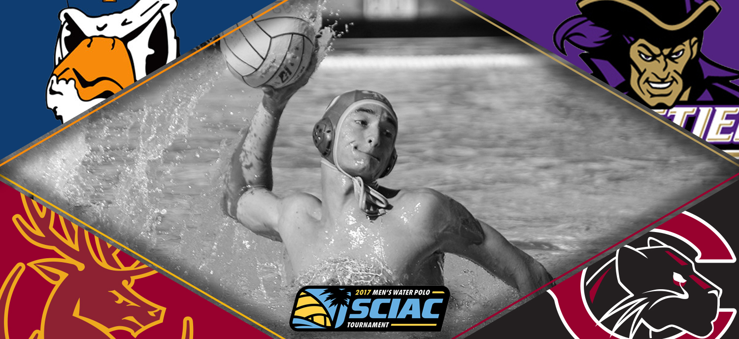 Men's Water Polo Starts SCIAC Tournament With Sagehens