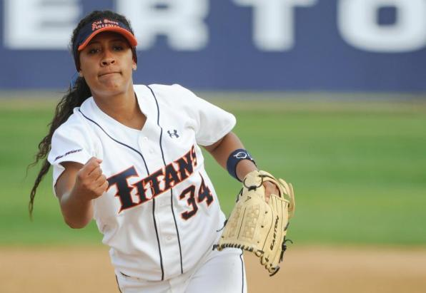 Antunez Named Big West Softball Pitcher of the Week