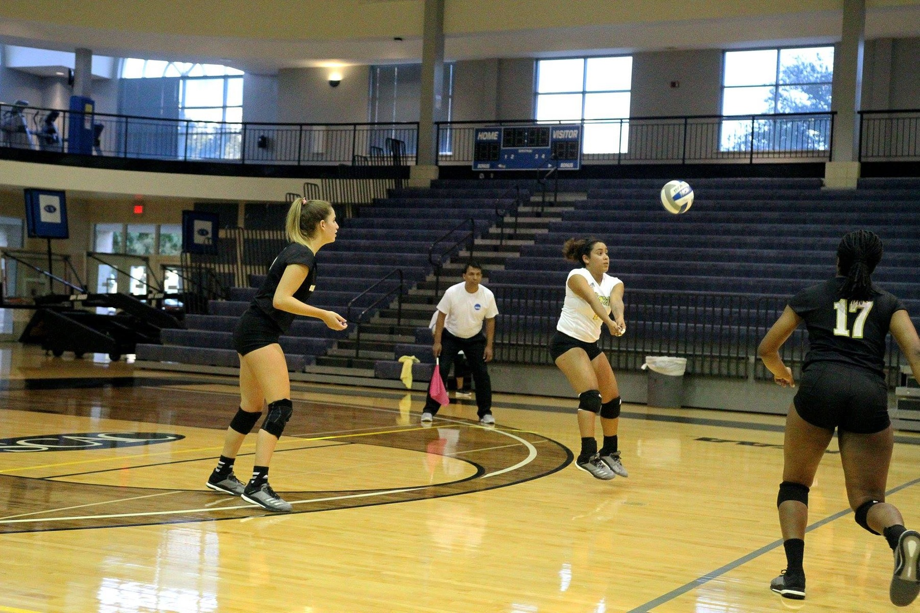 Volleyball's Winning Streak Snapped By Trinity