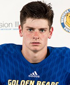 Bailey Devine-Scott, Western New England, CCC Football, Defensive Player of the Week