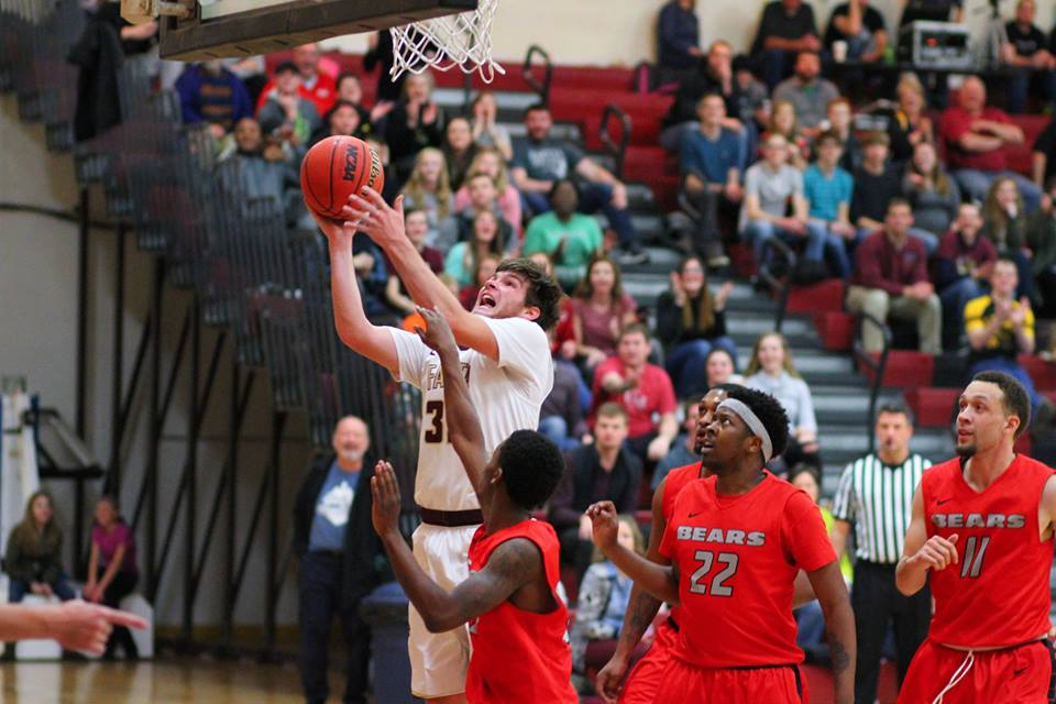 Missed Free Throws Cost Eagles Late - Faith Bapt  Bible College