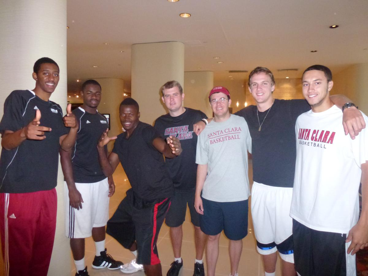 Video Wrap-Up of the Bronco Basketball Trip to Vancouver