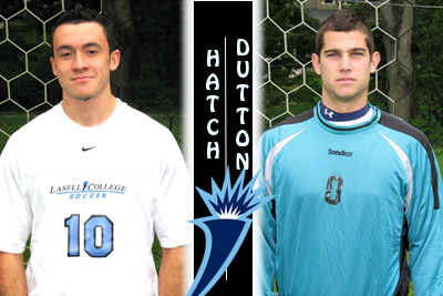 Hatch, Dutton Receive GNAC Weekly Honors