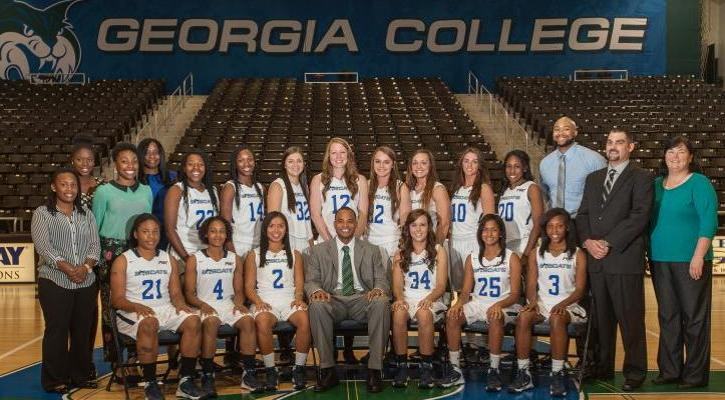 GC Women's Basketball Wins PBC Team Sportsmanship Award