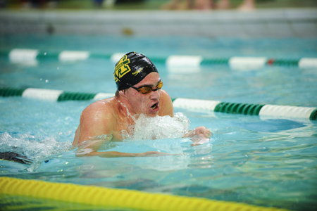 McDaniel finishes ninth at F&M Invite