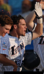 Titans Edged in College World Series Opener by Oregon State, 3-2
