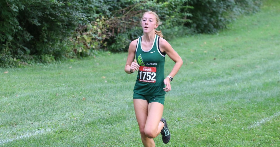 Women's Cross Country Finishes 12th at Cedarville Friendship Invitational