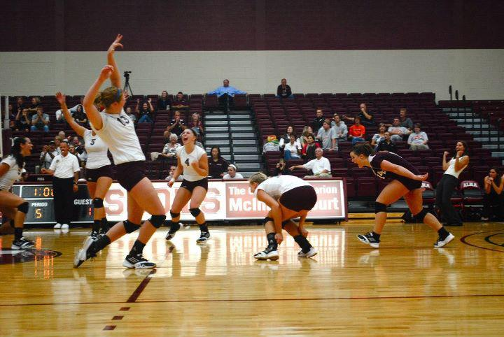 2012 Alma College Volleyball Overview