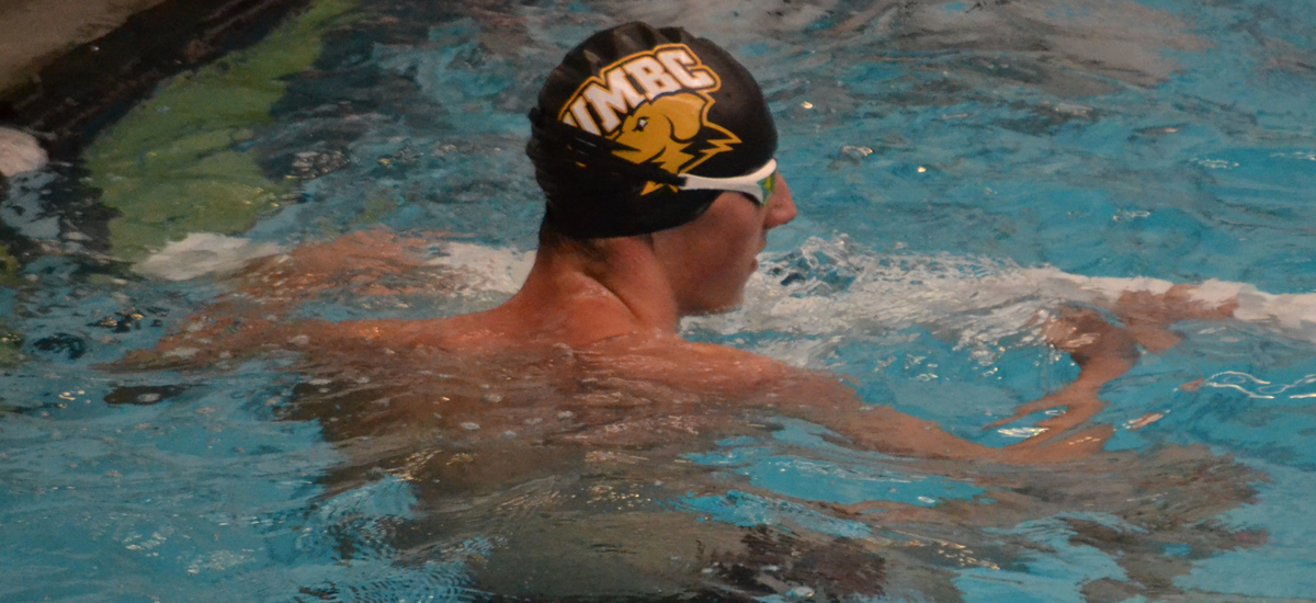 Rattsev Sets Meet Record as Swimming and Diving Wraps Up Day Three at Patriot Invitational