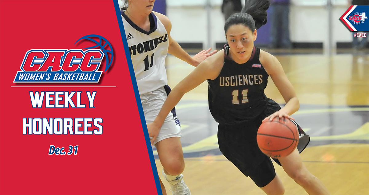 CACC Women's Basketball Weekly Honorees (Dec. 31)